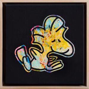 Kunst Gemälde Original Unikat Temorscha Zoltani Woodstock Disney Klassiker Leinwand Acryl 2020 Wohnaccessoire Dekoration Chapeau Marén Hamburg Hafencity Elbphilharmonie